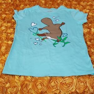 Cat & Jack Platypus shirt